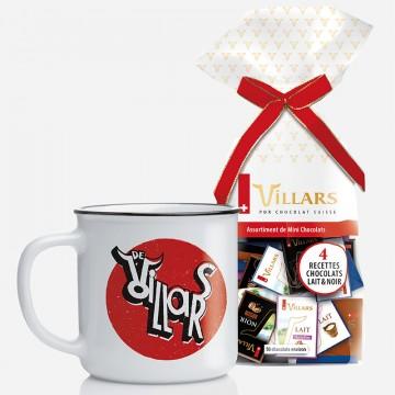 Mug Villars & Mini Chocolat