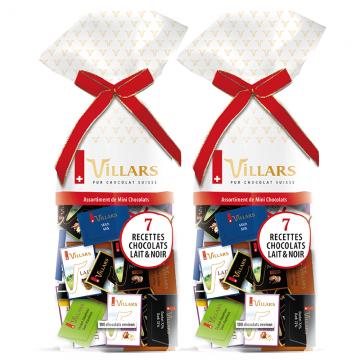 2x Sachet de mini chocolats...
