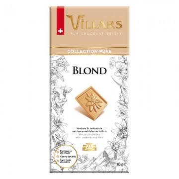 Tablette de chocolat Blond...