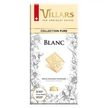 Tablette de chocolat Blanc...