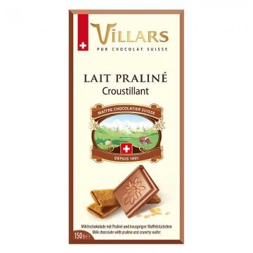 Milchschokolade mit Praliné...