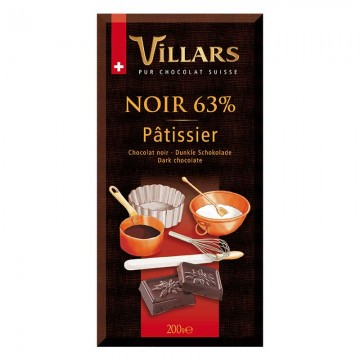 Tablette de chocolat Noir...