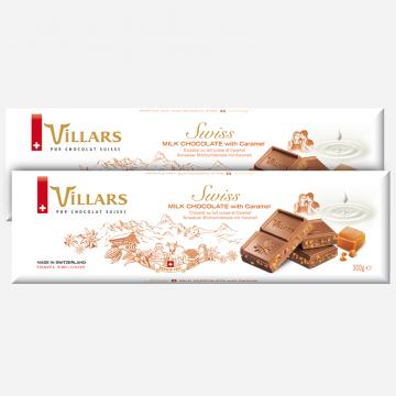 2x Tablettes de chocolat...
