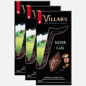 3x Tablettes de chocolat...