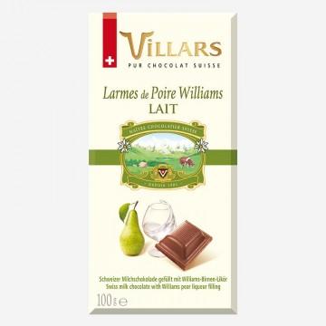 Schweizer Milchschokolade...