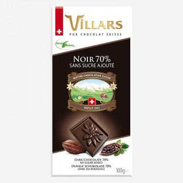 Dunkle Schokoladentafel 70%...