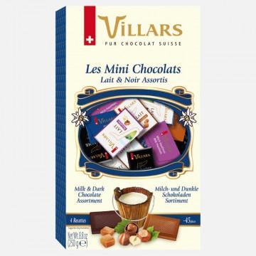 Etui de mini chocolats...