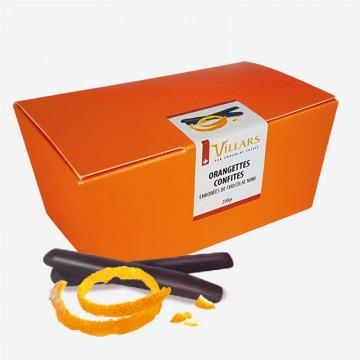Ballotin d'Orangettes Noir