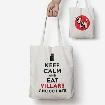 Sac Tote Bag Chocolat...