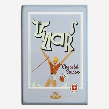 Aimant Swiss Vintage, La...
