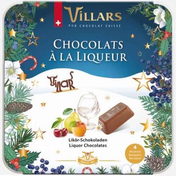 Boîte de chocolats Les...