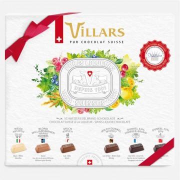Schweizer Edelbrand Schokolade