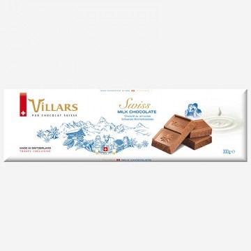 Tablette de chocolat Lait