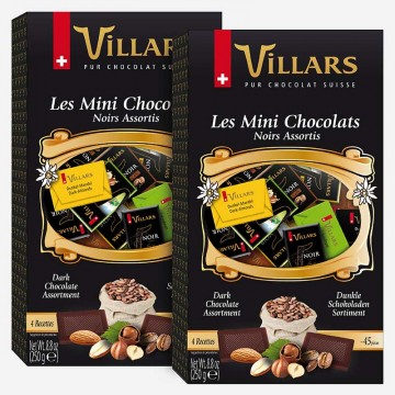 2x Etui de mini chocolats...