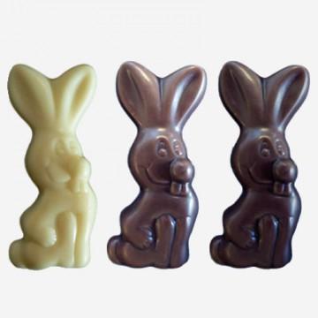 Lapins assortis en chocolat...