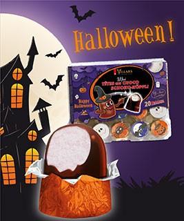 Mine Tête au Choco Halloween